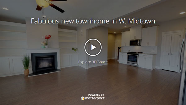Fabulous New Townhome